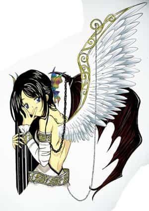 Ein Engel?