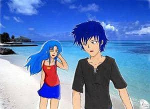 Ami and Takasu
