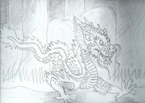 Dragon without Colo
