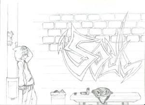 Graffiti-Soul