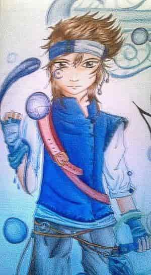 Kingdom Hearts OC ~ Nim II