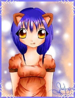Sweet Catgirl