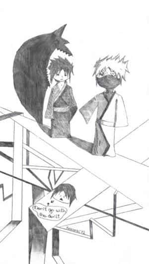 No, Sasuke!