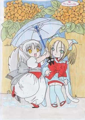 Natsumi und Sayuri