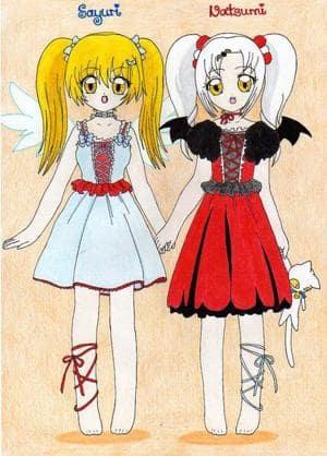 Sayuri und Natsumi