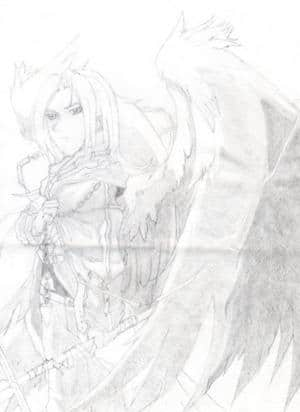 Winged Alchemist