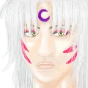 Sesshomaru Portrait