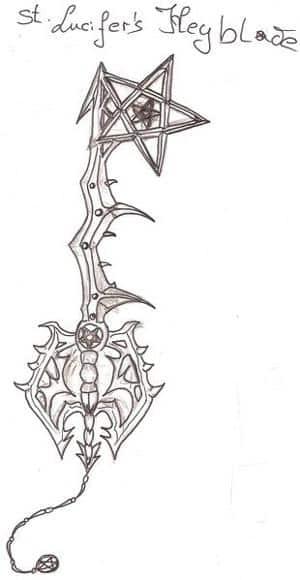 St. Lucifers Keyblade