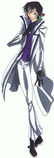 Lelouch Come with me