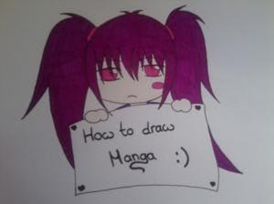 How to draw Manga (Chibi)