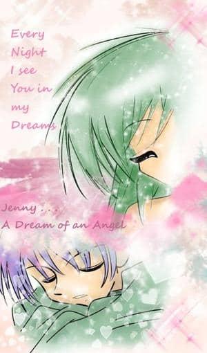 Jenny - the Angel