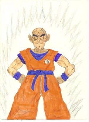 Kuririn Power Up 1