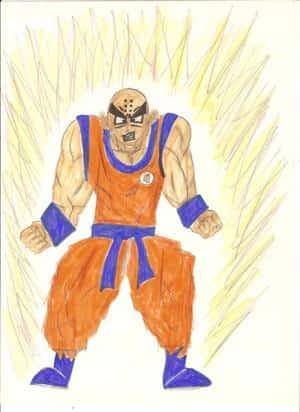 Kuririn Power Up 2
