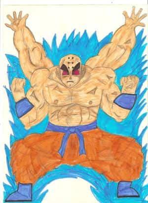 Kuririn Power Up 5