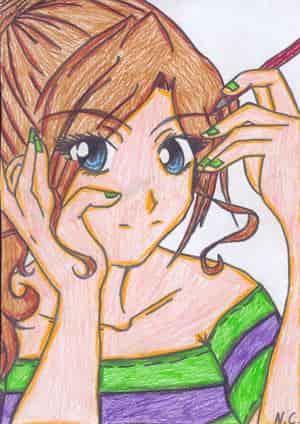 Hey!! ^^ Wie gehts?