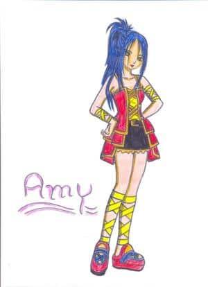 Amy - Das freche Mädchen