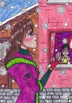 Ich will schnee =C