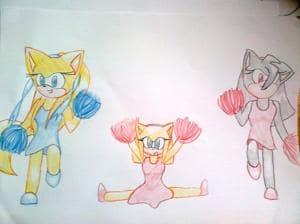 cheerleader mein team