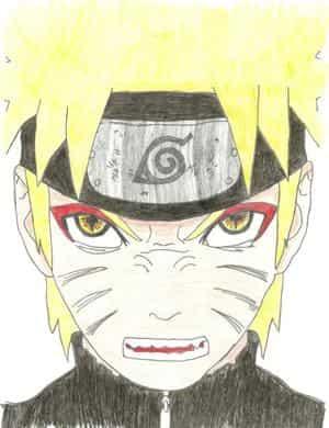 Erimitfuchs  Naruto