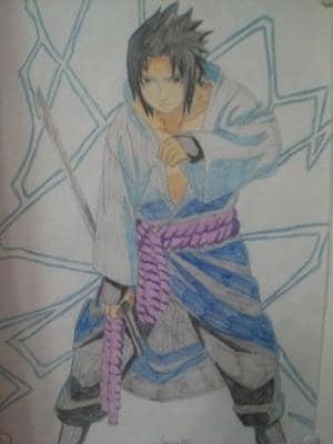 Sasuke Chidori Nagashi