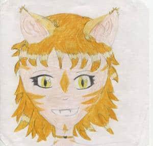 old Catgirl