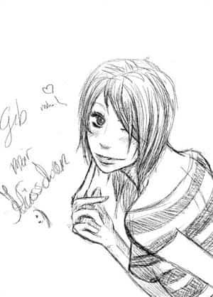~Gib mir Küsschen~