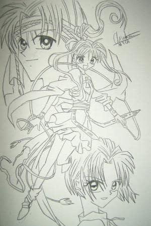Kamikaze Kaito Jeanne Cover 1