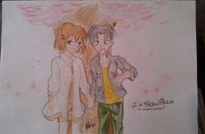 Ai x Mitsuhiko
