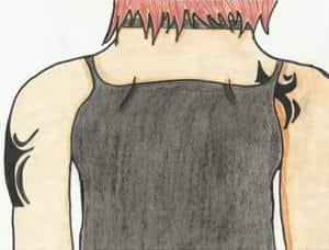 Ich als Mangafigur