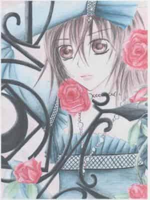 Yuki aus Vampire  Knight
