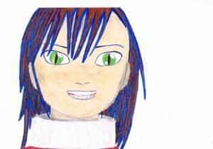 Blueredhairgirl