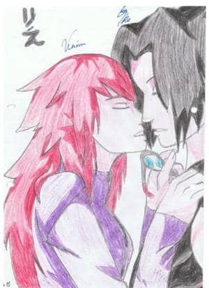 sasuke & karin