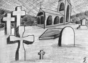 Friedhof!
