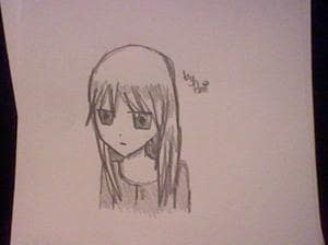 Quick-Draw Anime-Girl