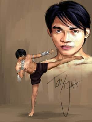 Yuri-Chan: Tony Jaa
