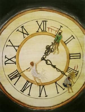 Die Macht und die Tücken der Zeit