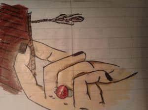 Itachis Hand