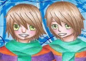 Twins :3