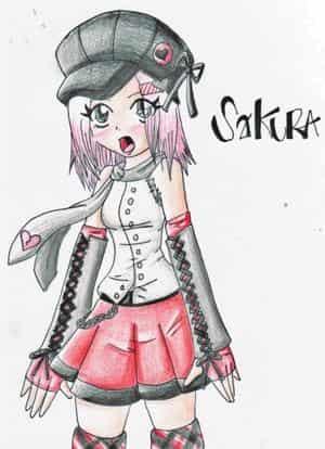 Sakura :D