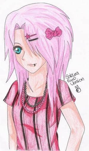 Emo Sakura