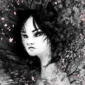 cherry petal storm