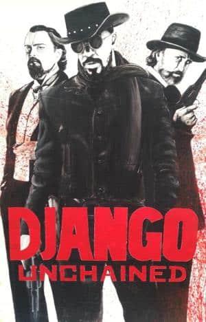 Django Unchained - Film Poster