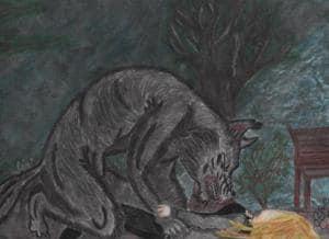 Werwolfsangriff