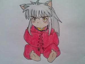 Baby Inuyasha