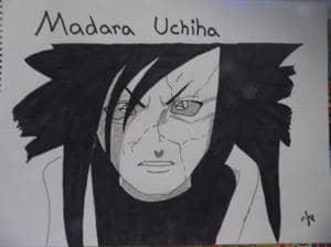 Madara Uchiha Edo Tensei