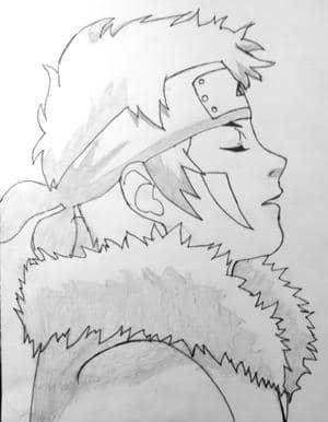 Naruto - Kiba