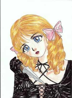 Gothic Lilita