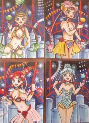Amazonen Quartett (Kakaokartenreihe)