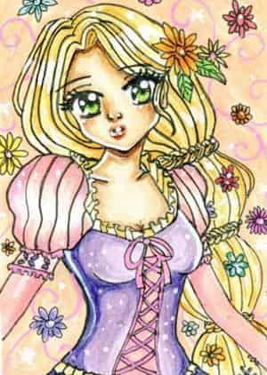 Rapunzel Kakao
