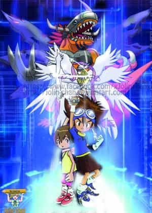 Digimon Brother and Sister